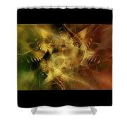 Indigenous Spirits 4 Shower Curtain