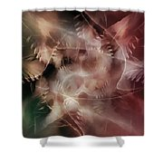 Indigenous Spirits Shower Curtain