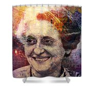 Indira Shower Curtain