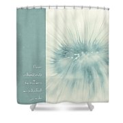 Individual Influence Shower Curtain