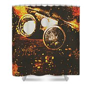 Industry Of Artistic Creations Shower Curtain