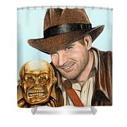 Indy Shower Curtain