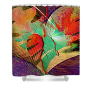 Infatuation Shower Curtain