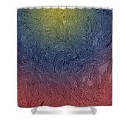 Infinite Complexity Seven Shower Curtain