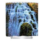 Inglis Falls Shower Curtain