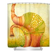 Injustice Shower Curtain