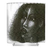 Inka II Shower Curtain