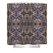 Inkling  Image Four Shower Curtain