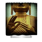 Inner Sanctum Shower Curtain