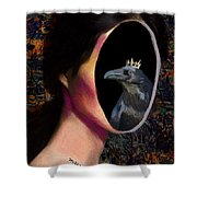 Inner Spirit 643 Shower Curtain
