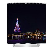 Inner Harbour Of Victoria Bc - 3 Shower Curtain