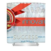 Innovare It Solutions Shower Curtain