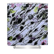 Insects Loathing - Original Shower Curtain