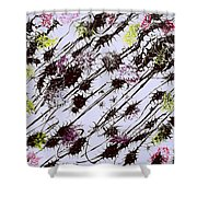 Insects Loathing - V1chf60 Shower Curtain