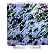 Insects Loathing - V1lllt54 Shower Curtain