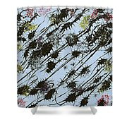 Insects Loathing - V1sd100 Shower Curtain