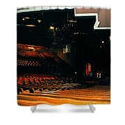 Inside Grand Ole Opry Nashville Shower Curtain by Susanne Van Hulst