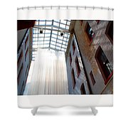 Inside Or Out Shower Curtain