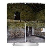 Inside Severson Shower Curtain