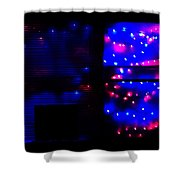 Insideout Shower Curtain