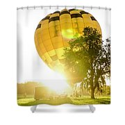 Insparation  Shower Curtain