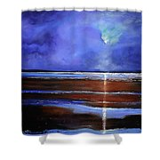 Inspiration Beach Shower Curtain