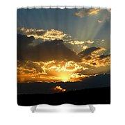 Inspiring Beauty Shower Curtain