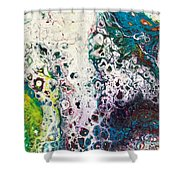 Instagram Shower Curtain