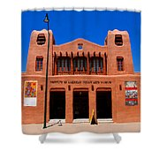 Institute Of American Indian Arts Museum Shower Curtain