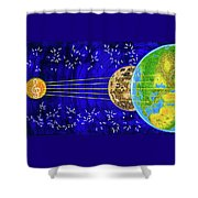 Instrument Shower Curtain