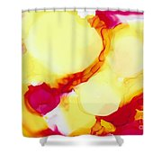 Intellectual Energy  Shower Curtain