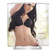 Intellux Shower Curtain