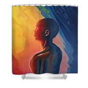 Intentions  Shower Curtain