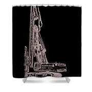 Intercoastal Abi Shower Curtain