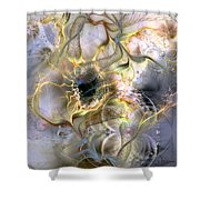 Interconnectedness Of Life Shower Curtain