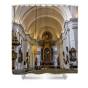 Interior Kalmar Cathedral Shower Curtain