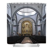 Interior San Juan Capistrano Shower Curtain