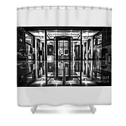 International Center Of Photography, Nyc Shower Curtain