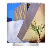 Intersection Number One Las Vegas Shower Curtain