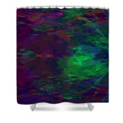 Into A Cave Of Dreams Shower Curtain