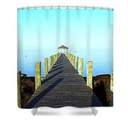 Into The Blue 5 3116 Shower Curtain