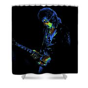 Into The Cosmic Void Shower Curtain