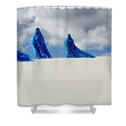 Into The Mystic 11 Shower Curtain