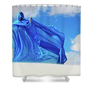 Into The Mystic 28 Shower Curtain