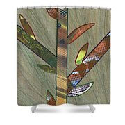 Into The Tall Grass Shower Curtain
