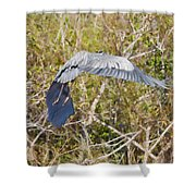 Wild Retreat Shower Curtain