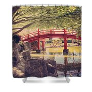 Into Your Loving Heart Shower Curtain