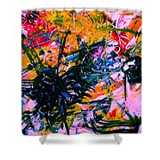 Intrigue Shower Curtain