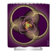Intrinsica Creation Shower Curtain