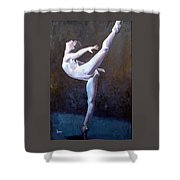 Introduction Shower Curtain